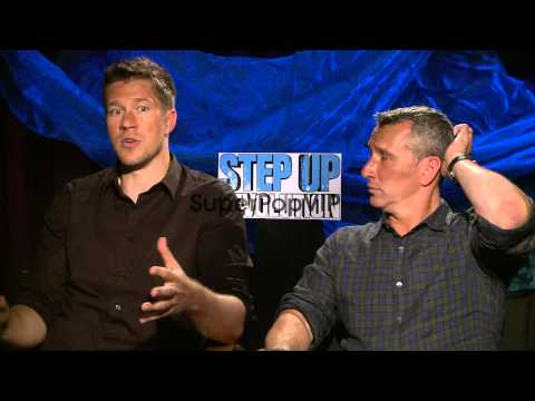 Scott Speer and Adam Shankman on the challenges of shooti...