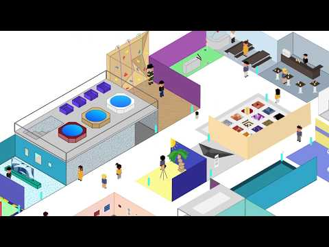 Immersive Experience - A Smart Indoor Positioning System by SICHH