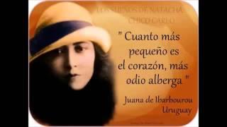 Juana de Ibarbourou Biografía