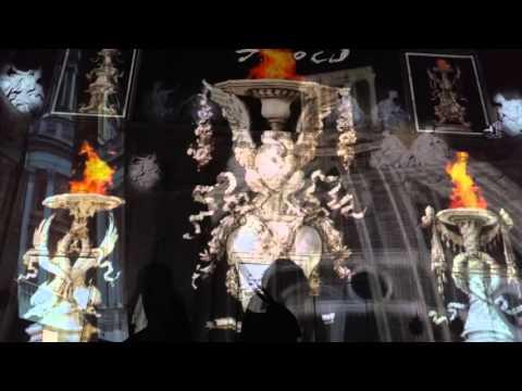 FILIPPO JUVARRA - SPETTACOLO MULTIMEDIALE