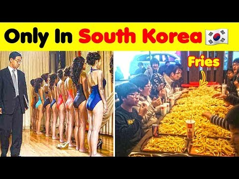 Weird Things You Can Only See In South Korea 🇰🇷