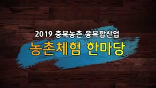 [2019 충북농촌체험 한마당] 청주 원마루 시장에서 …