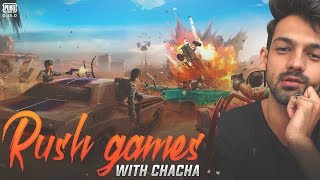 🔴PUBG MOBILE LIVE : WINTER IS HERE || RUSH GAMEPLAY