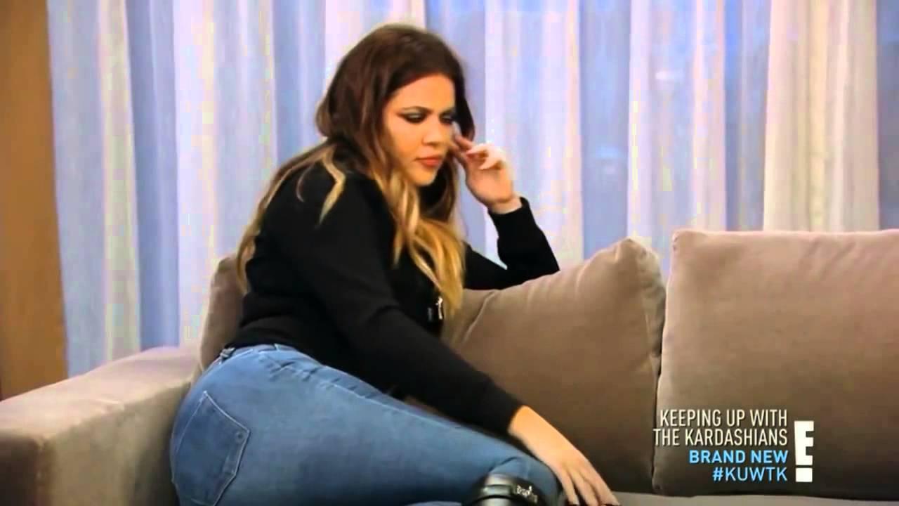 khloe kardashian hot jeans
