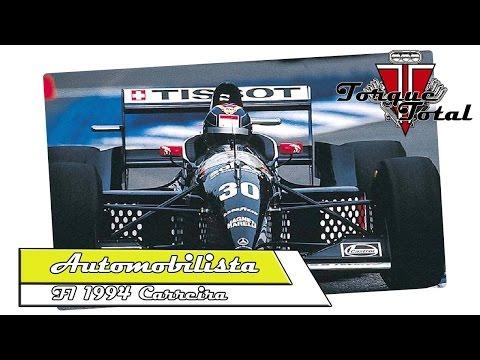 F1 1994 Mod Carreira PT1 - Monza, Batalhas em Alta Velocidade
