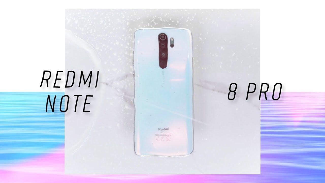 Đánh giá chi tiết Xiaomi Redmi Note 8 Pro