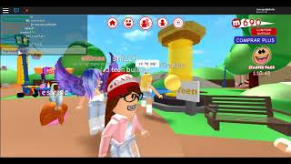 Things a girl would do at ROBLOX