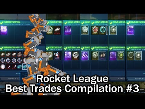 Rocket League Insane Profit Trading Montage #3 thumbnail