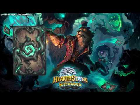 hearthstone how to get the free witchwood pack