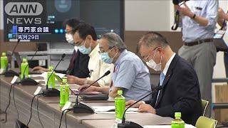 「政府は政策、専門家会議は助言」役割明確化要請へ(20/06/24)