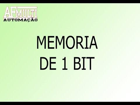 MEMORIA DE 1 BIT