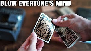 Get GREAT Reactions With This IMPRESSIVE Card Trick!