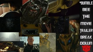 Bumblebee The Movie The Complete Breakdown