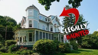This House Is LEGALLY Haunted!