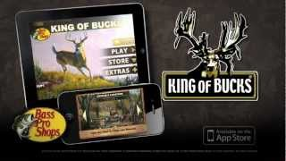 Bass Pro Shops: The Hunt King of Bucks - for Mobile devices