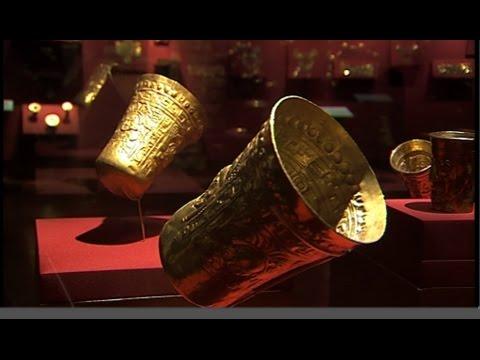 ORO Colección Cohen, Inca Gold Collection, Peru museum inka, moche art