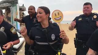 Virginia Beach Police's Lip Sync Challenge