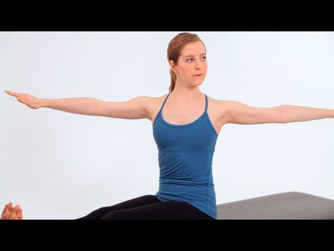 How to Do the Spine Twist | Pilates Workout