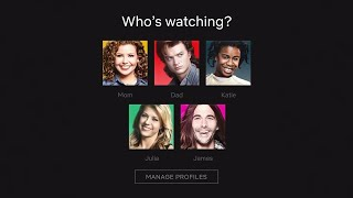 Netflix doubles down on customization with revamped profile icons
