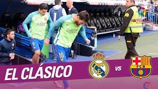 Video Gol Pertandingan Real Madrid vs FC Barcelona