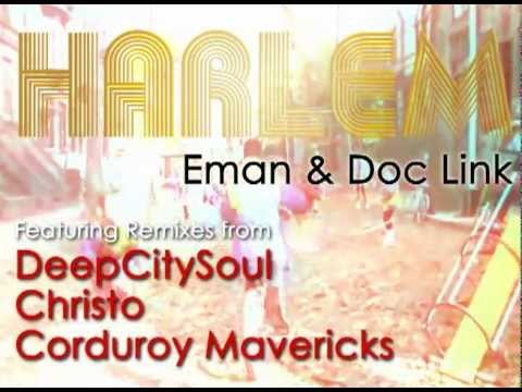 Official - HARLEM - Eman & Doc Link on Liberate Recordings