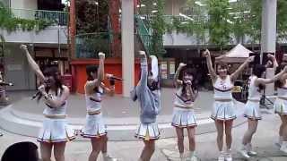 福岡発で最近注目されている流星群少女がチャチャタウン小倉へやってき...