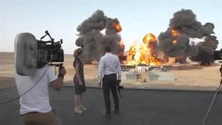 Самый мощный взрыв в истории кино! 007 Спектр