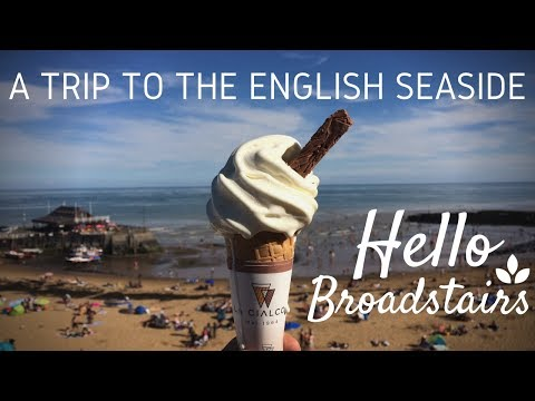 A Trip to the English Seaside | Travel & English