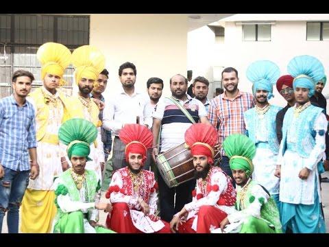 Bhangra by ITI LUDHIANA || State level winner || 2016 batch :: lovely performance💓