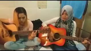 WANDRA-Ngobong Ati(Guitar Cover By Vivin&Puputtz)