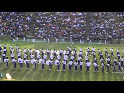 Albany State University- Music City Classic Halftime 2011