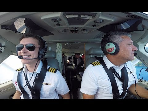 First Day As An Airline Pilot, Hawaii Style