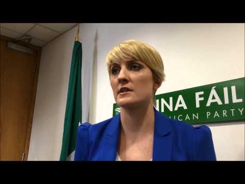 FIanna Fáil Senator Averil Power outlines proposed bill to regulate e-cigarettes