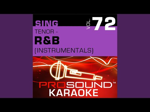 All For Love (Karaoke Instrumental Track) (In the Style of Bryan Adams & Rod Stewart & Sting)