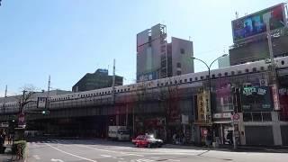 新橋 東海道新幹線