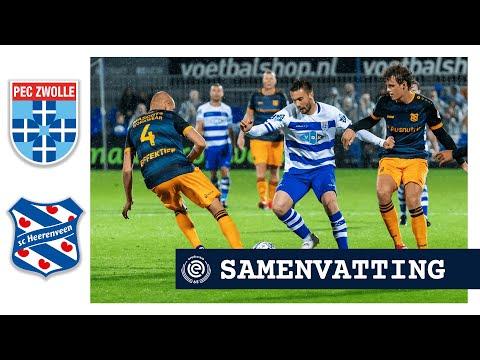 Zwolle Heerenveen Goals And Highlights