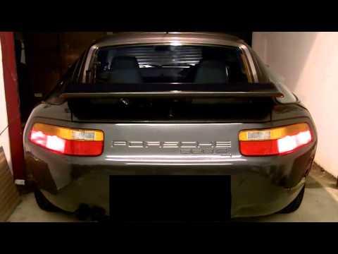 Porsche 928 S4 Sound