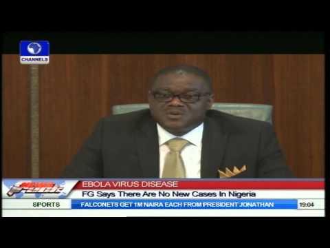 There's No New Case Of Ebola In Nigeria - FG