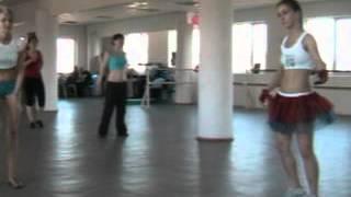 урок по Уличные танцы, Dancehall ragga