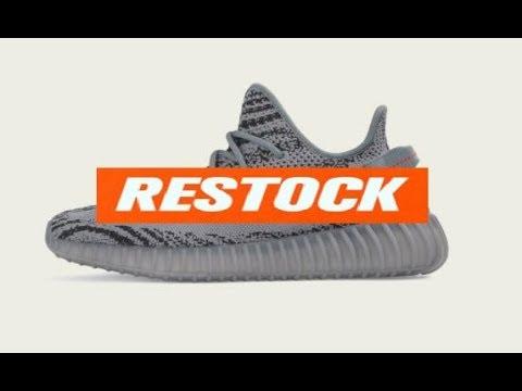 Adidas Yeezy Boost 350 V2 'Beluga 2 0' Sneaker RESTOCK