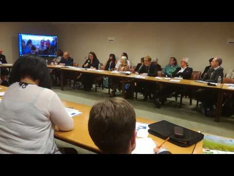 Te Ikaroa Presentation at United Nations Ocean Conference