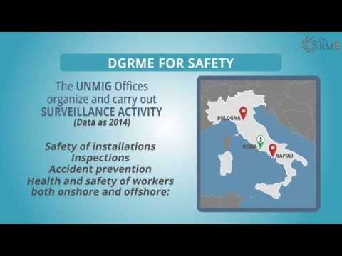 About DGRME. The Italian Ministry of Economic Development - DG for Mineral and Energy Resources