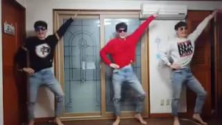 Cover dance Kpop siêu hài hước