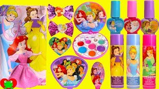 Disney Princess Mega Cosmetics Makeup Pack