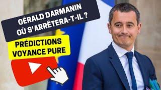 Voyance 210 | Qui est Gérald Darmanin ? | Bruno Voyant Médium Ministre Intérieur Macron Castex