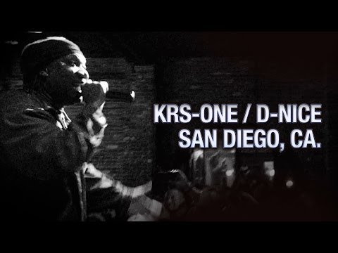 "KRS-ONE ""Outta Here"", Live Tribute to Notorious B.I.G., 2Pac, Ol' Dirty Bastard, Etc..."