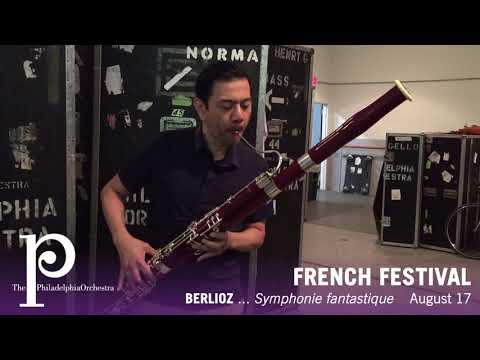 Daniel Matsukawa talks about Berlioz's Symphonie tastique!