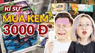 Kí sự mua kem 3.000đ Trung Quốc : Sự thật giật mình !