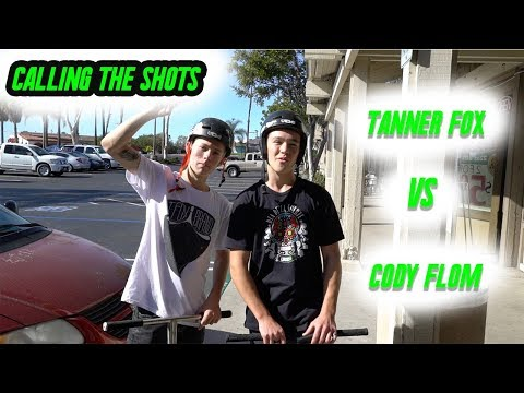 Lucky Scooters | Cody Flom & Tanner Fox Calling The Shots