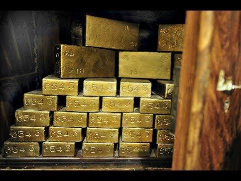 200 тонн золота в сундуках на территории Сибири! Золото Колчака!